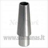 Metalinis silikoninės žarnos antgalis ( 09 02 06-39 )
