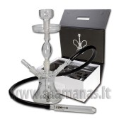 34cm 'RA' Shisha in a Case clear (56 18 07-D)