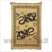 "140 x 200 cm ""Twin Dragon "" (BL 1245)"