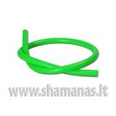 Silikoninė žarna be antgalių (HBS 17-37) - Žalia