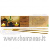 15g. Goloka Aromatherapy Nutmeg smilkalai