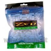 METINIAI  SLIM  filtrai ( 200 vnt )  ( zen filtslimment )