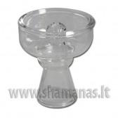 Ø 5.7cm Stiklinė kaljano taurelė (02 18 07)
