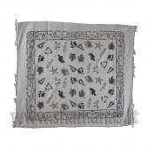 210 x 240cm Batik tapestries 'Frutti di Mare'