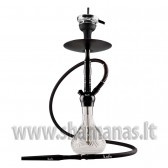 54cm Aladin Alux M5 Black ( silikoninė žarna )