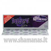 8cm (1/4 dydžio trumpesni) Juicy Jays Blackberry