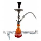 46,5cm kaljanas raudonas-oranžinis ( Aladin )