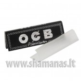 7cm ilgio (50vnt) OCB BLACK No 1