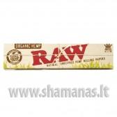 11cm Raw Organic King size slim