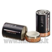Didelė baterija - sleptuve ( 55 04 04 )