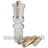 SG18 Bongo adapteris anglies filtrams ( 08 18 06 )