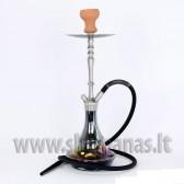 51cm Aladin MVP 510 Shiny black mixed with rainbow