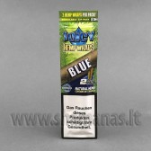 Juicy Hemp blunt mėlynių-gervuogių (viduje 2 vnt.)