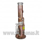 40cm  'Archimedes Reactor' Icebong with Copper Coat