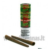 "Cyclones Hemp cone blunt ""Strawberry"" (viduje 2vnt)"