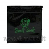 1vnt. Skunk Sack Black Large ( 19 - 17.8cm )