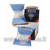 Elements Aficionado Maži 1/4 + tipsai ( ELE AF - 1/4 )