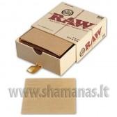 500vnt 8x8cm popiereliu (raw parch square 500)