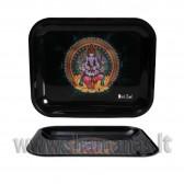 34x27.5x2.7cm Rolling Tray 'Ganesha' L