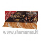 8cm (1/4 dydžio trumpesni) Juicy Jays Milk Chocolate