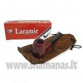 Laramie natūralaus medžio pypkė ( Laramie pipe )