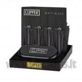 Metalinis Clipper Matt All Black