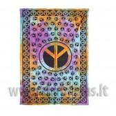 "140 x 210 cm ""Multi Peace"" ( BL 2346 )"