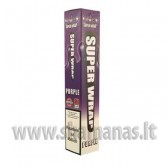 "Super bluntas ""Purple""  1vnt (21x10cm)"