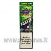 Juicy Hemp blunt vynuogių (viduje 2 vnt.)