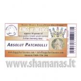 "Happy Hari ""Absolut Patchouli"" 10g. ( HH 020 )"