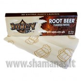 8cm (1/4 dydžio trumpesni) Juicy Jays Root Beer