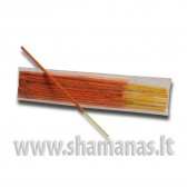 'Poonam Flora' Incense Sticks 'Saffron,Amber'  25g.