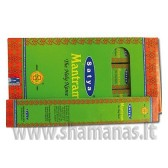 """Mantram"" Incense sticks 15g ( 55 22 51 )"