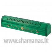 30x5.5x6.1cm Žalia smilkalinė