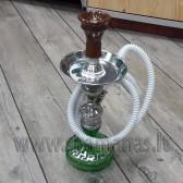 37.5cm Žalias kaljanas ( Aladin )