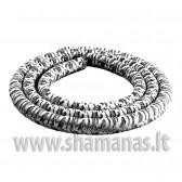Soft švelni silikoninė žarna be antgalių, Special - Zebra